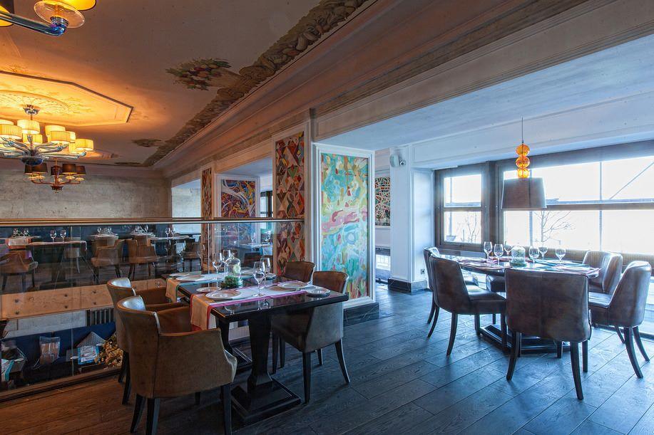 Ресторан Мюсли на Котельнической набережной фото 3