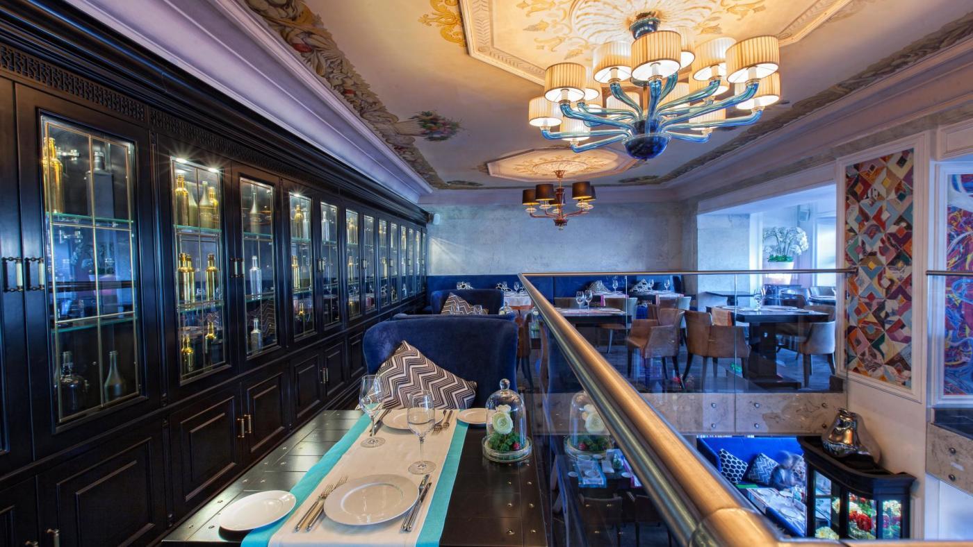 Ресторан Мюсли на Котельнической набережной фото 5