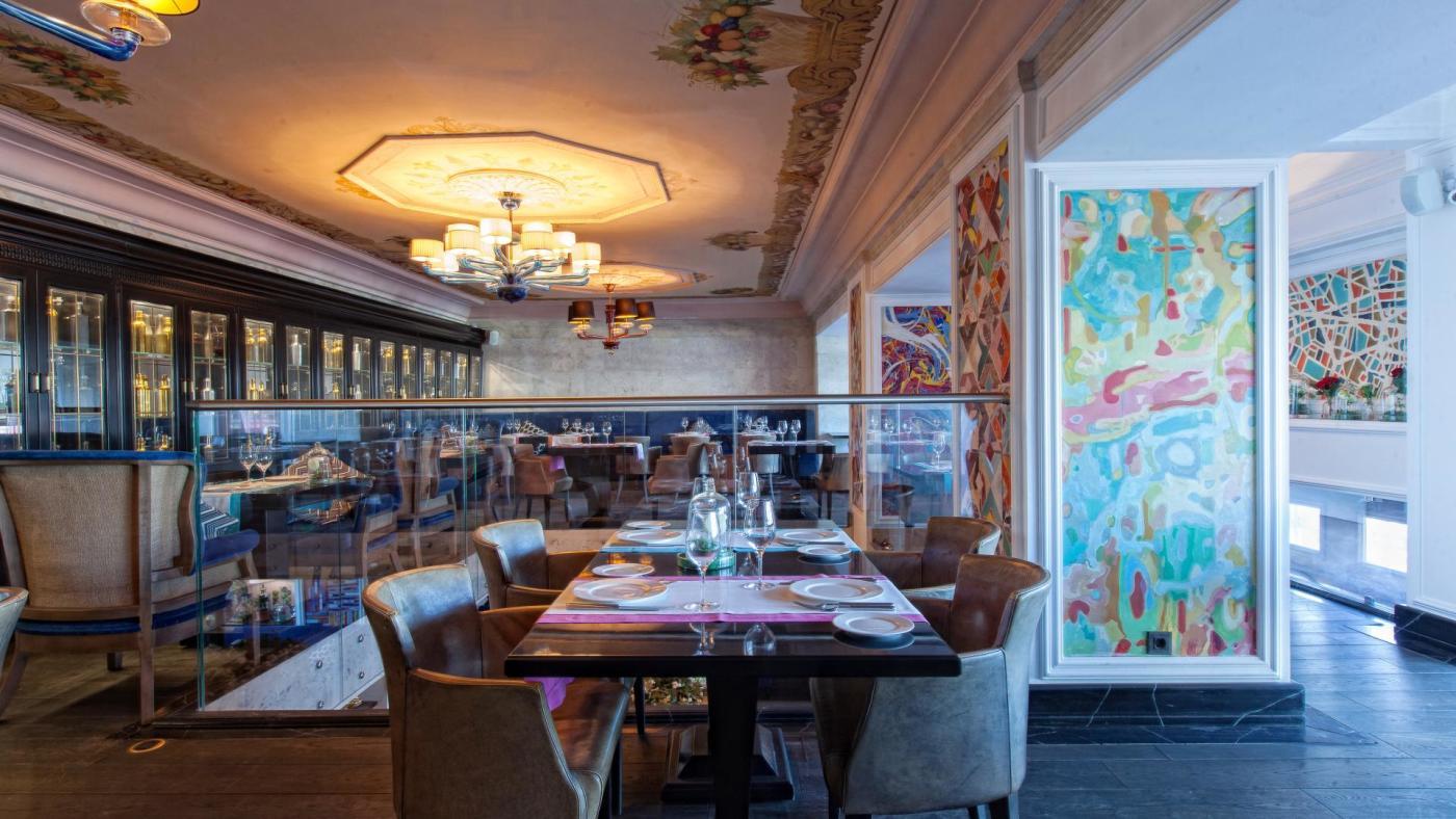 Ресторан Мюсли на Котельнической набережной фото 6