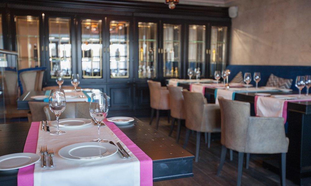 Ресторан Мюсли на Котельнической набережной фото 8