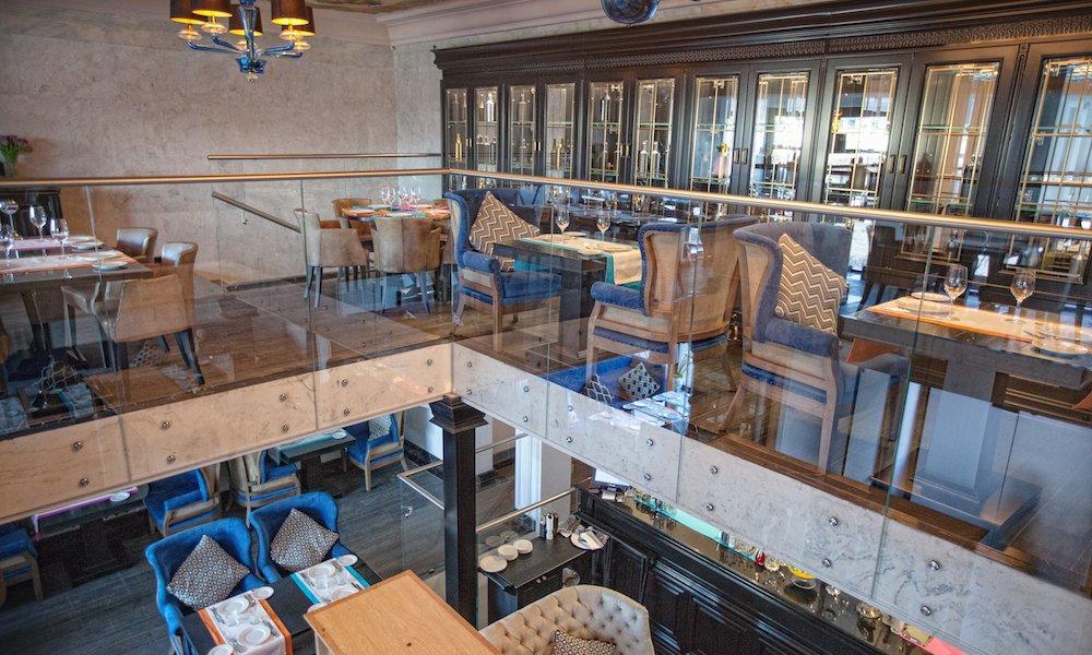 Ресторан Мюсли на Котельнической набережной фото 9