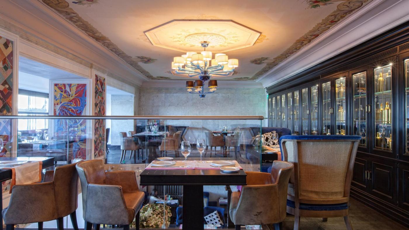 Ресторан Мюсли на Котельнической набережной фото 11
