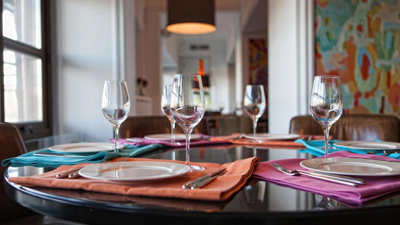 Ресторан Мюсли на Котельнической набережной фото 12