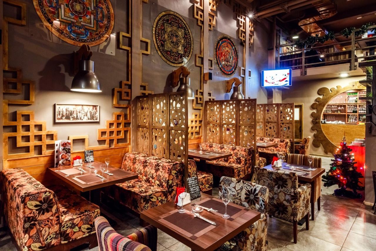 Паназиатский Ресторан Aura (Аура) фото 8
