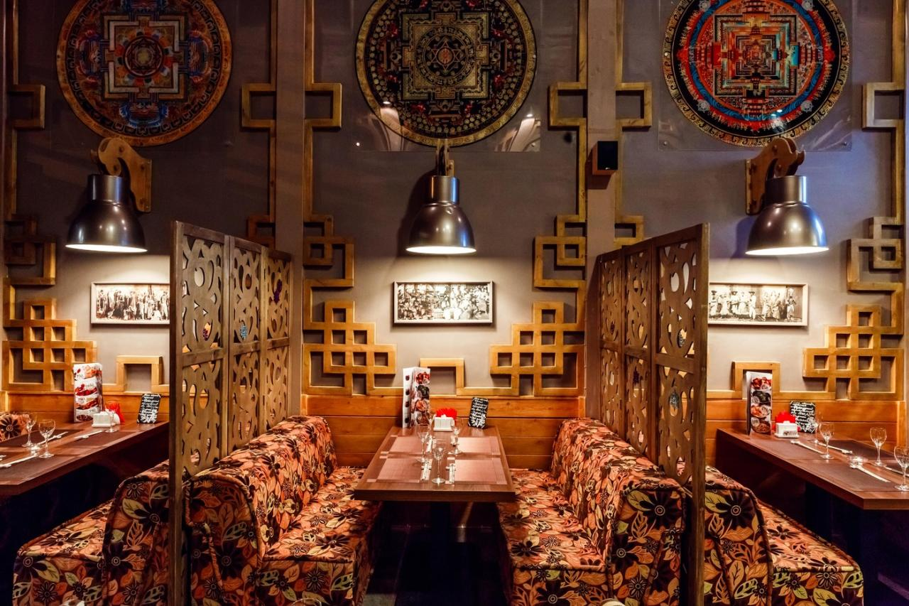 Паназиатский Ресторан Aura (Аура) фото 7