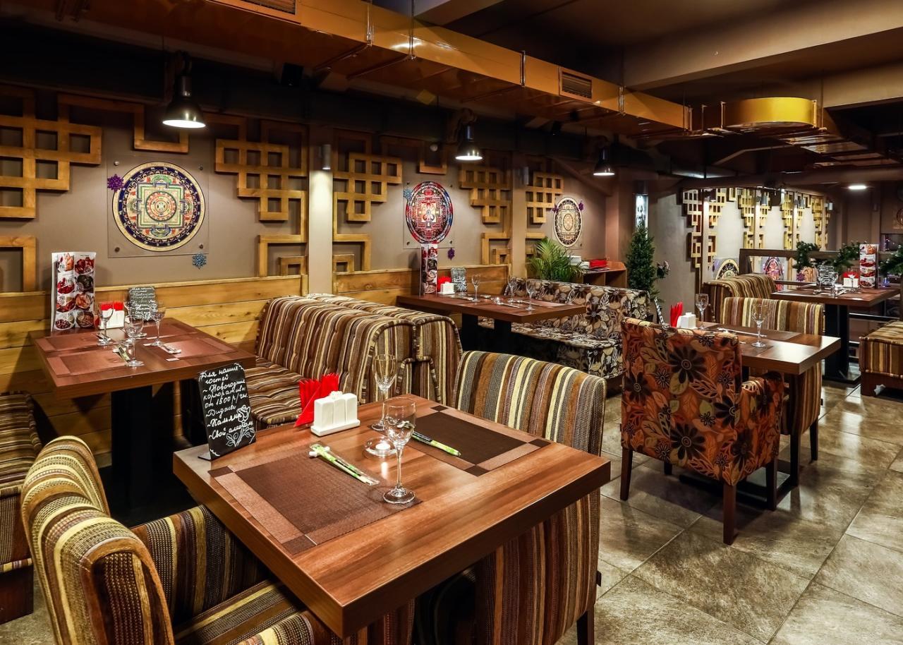 Паназиатский Ресторан Aura (Аура) фото 5