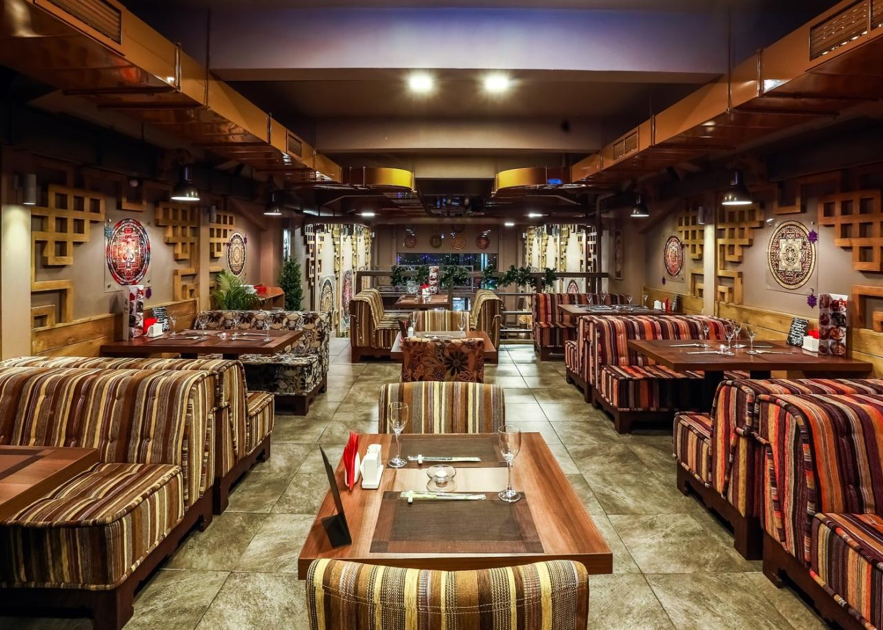 Паназиатский Ресторан Aura (Аура) фото 3