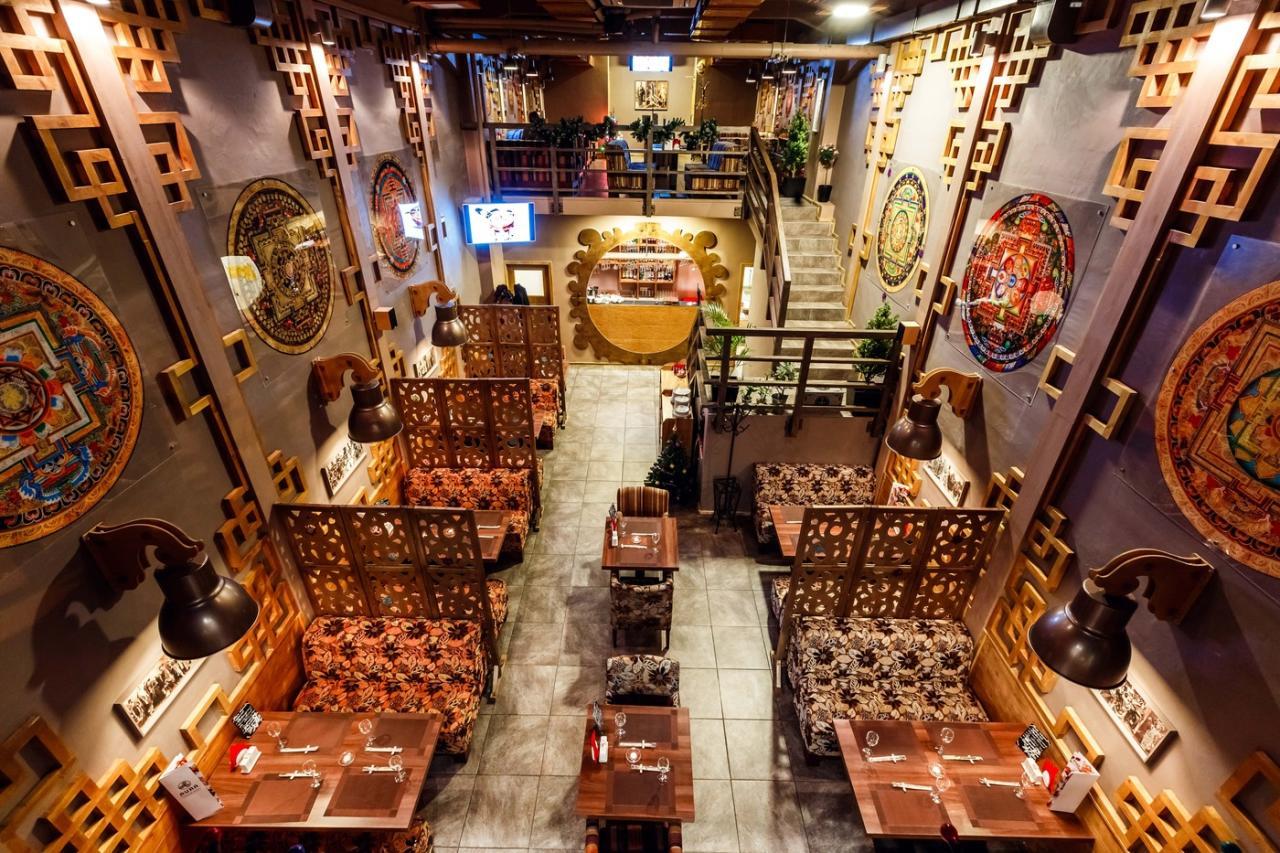 Паназиатский Ресторан Aura (Аура) фото 2