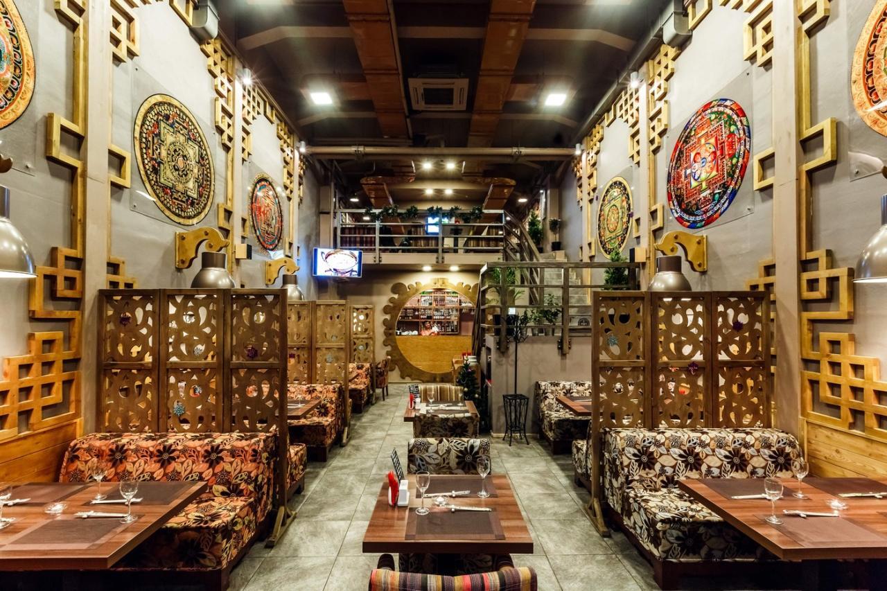 Паназиатский Ресторан Aura (Аура) фото 1