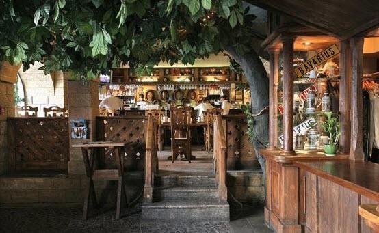 Пивной ресторан Бавариус на Фрунзенской (Bavarius) фото
