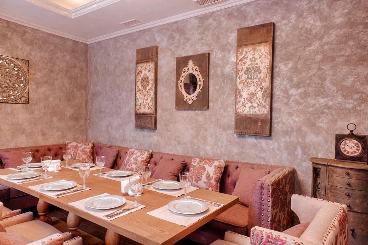 Ресторан Оджахури на Красных Воротах фото 13