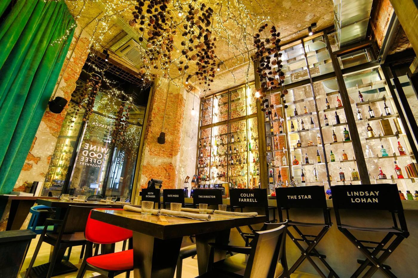 Винный ресторан La Stanza фото