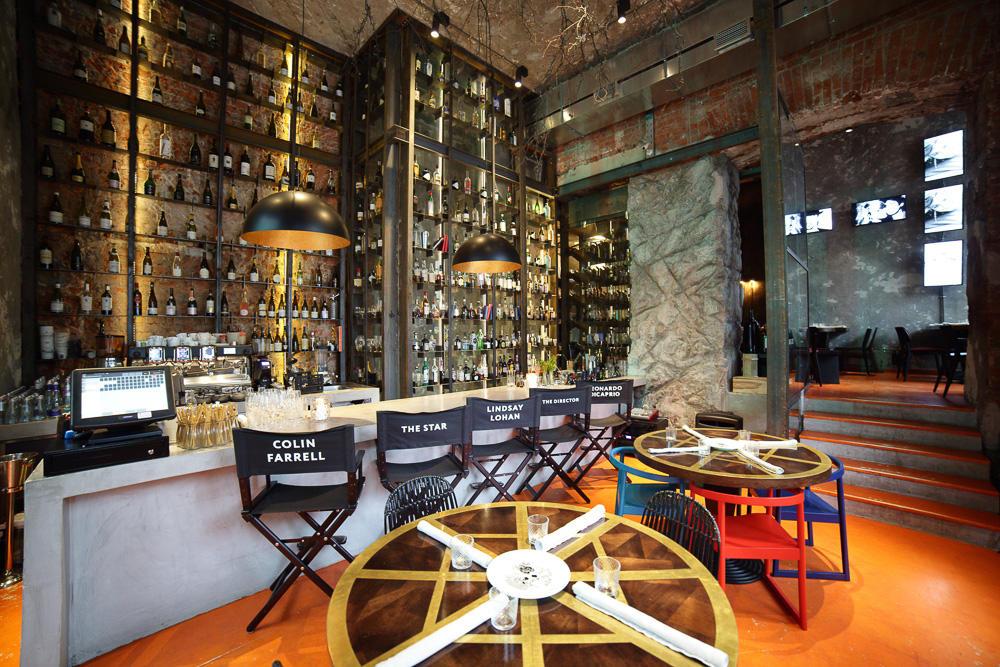 Винный ресторан La Stanza фото 3