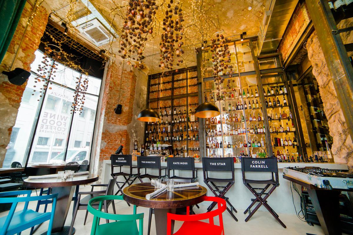 Винный ресторан La Stanza фото 4
