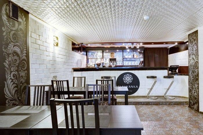 Кафе Славянка фото 4