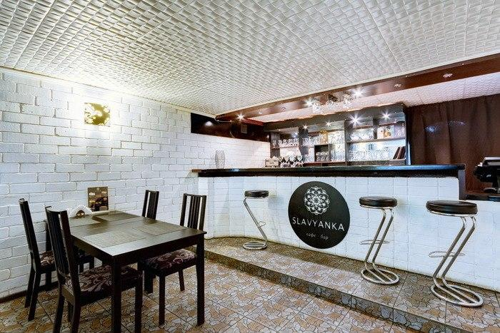 Кафе Славянка фото 3