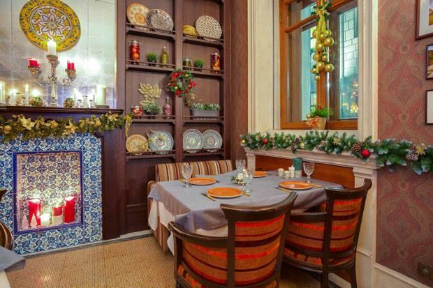 Грузинское Кафе Кинза (Kinza) фото 1