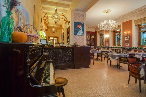 Грузинское Кафе Кинза (Kinza) фото 8