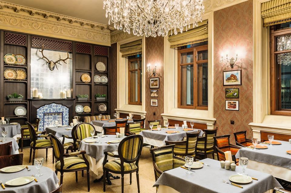 Грузинское Кафе Кинза (Kinza) фото 7