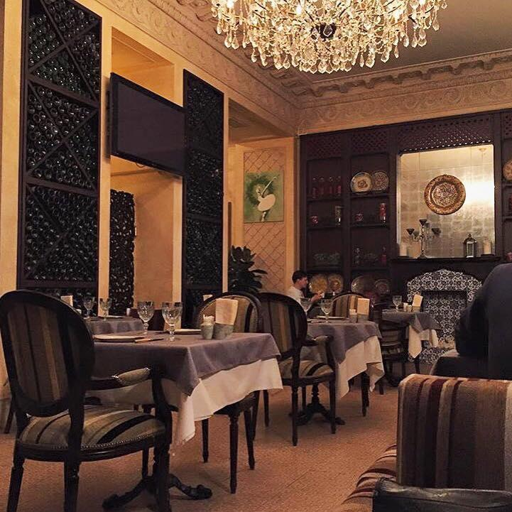 Грузинское Кафе Кинза (Kinza) фото 5