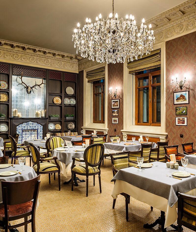 Грузинское Кафе Кинза (Kinza) фото 4