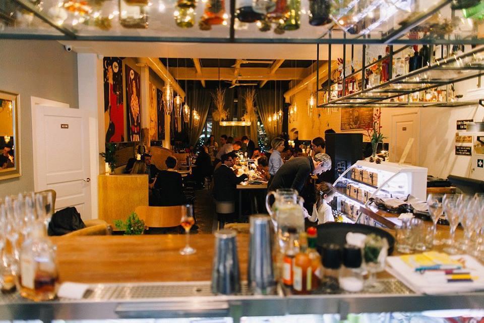 Ресторан Buro Canteen фото 3