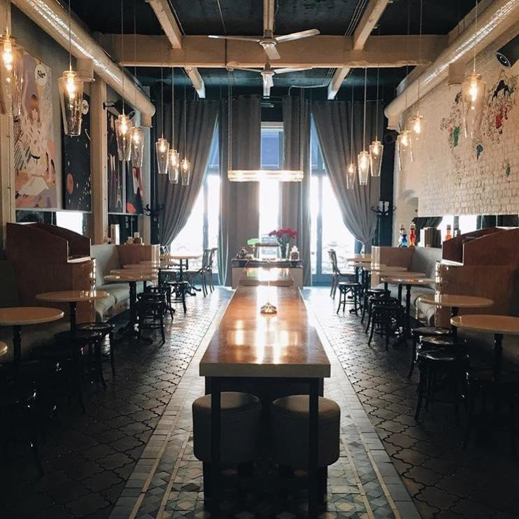 Ресторан Buro Canteen фото 8