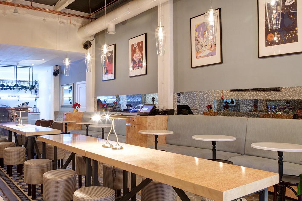Ресторан Buro Canteen фото 9