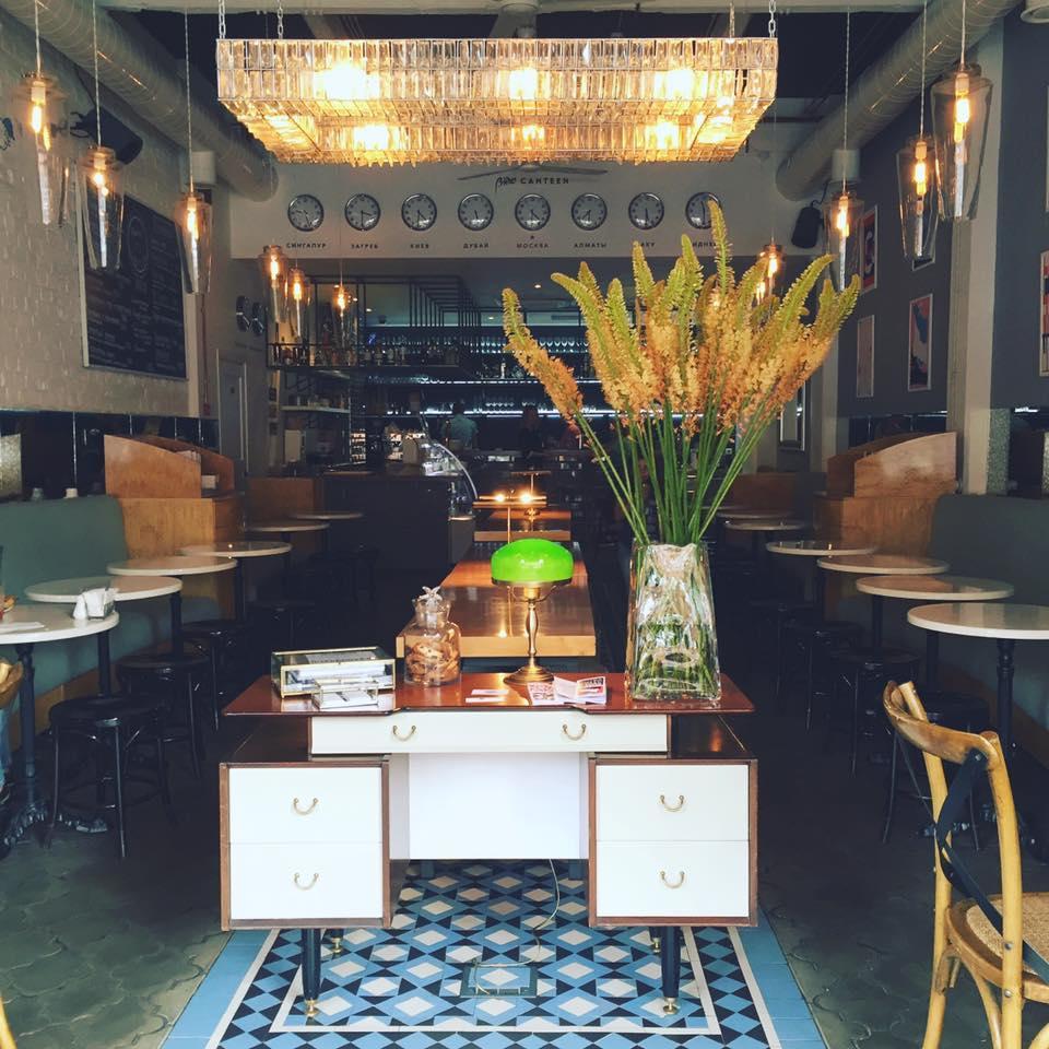 Ресторан Buro Canteen фото 11