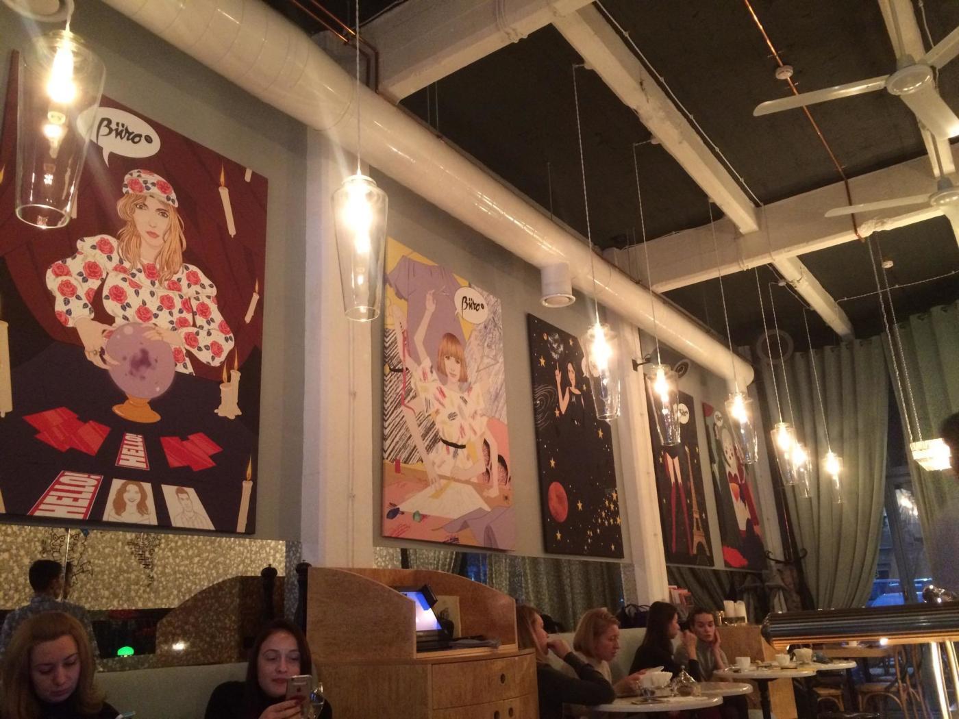 Ресторан Buro Canteen фото 14
