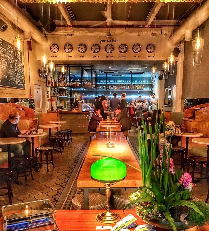 Ресторан Buro Canteen фото 33