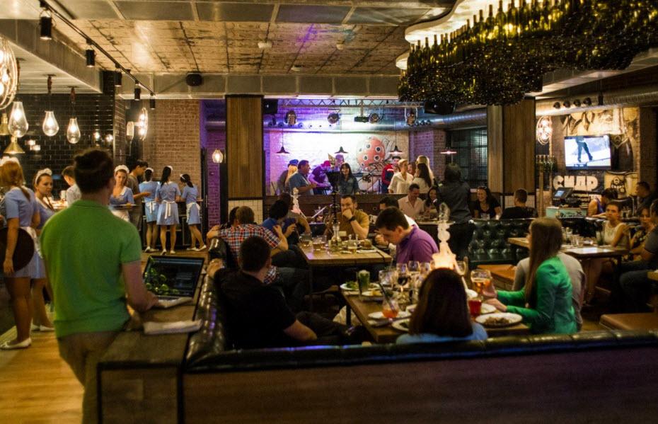 Пивной ресторан Альбатрос (Albatros) фото 32