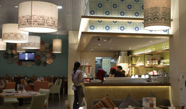 Ресторан Лафа (Lafa) фото 4