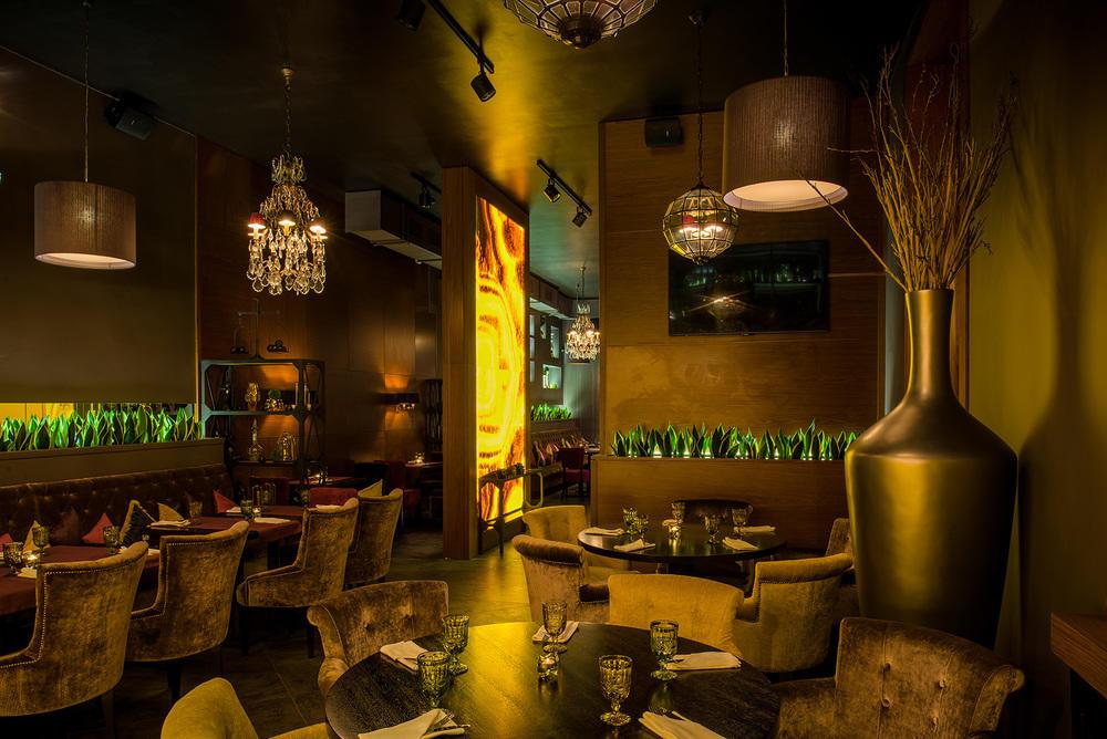 Ресторан Plum фото 5
