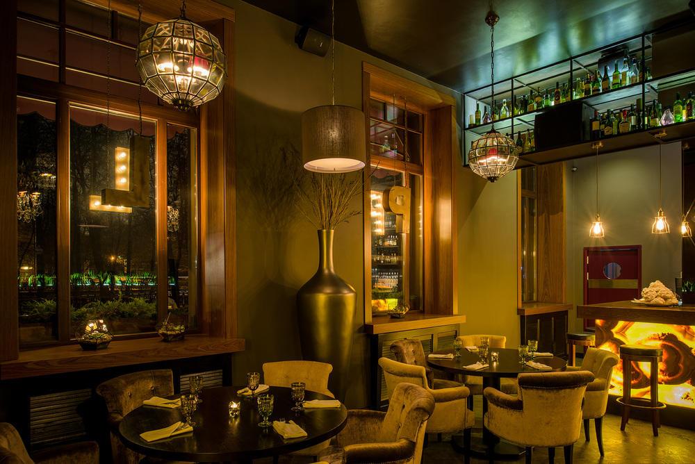 Ресторан Plum фото 3