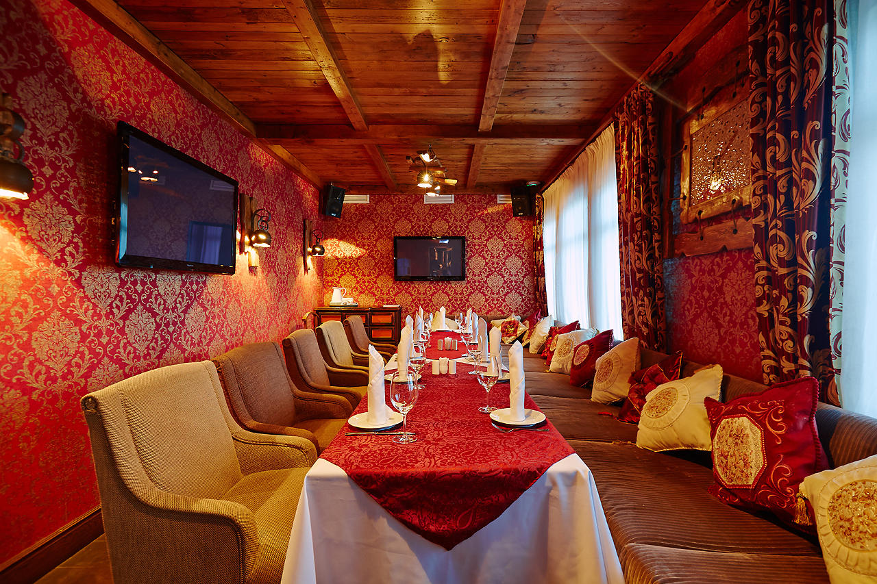 Европейский Ресторан Без ПонтоFF фото 8
