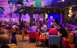 Ресторан в ТЦ Monster Hills (МонстерХиллс) фото 7