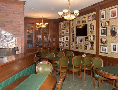 Кафе Алазани на Шмитовском (Улица 1905 года) фото 7
