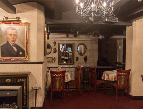 Кафе Алазани на Шмитовском (Улица 1905 года) фото 1