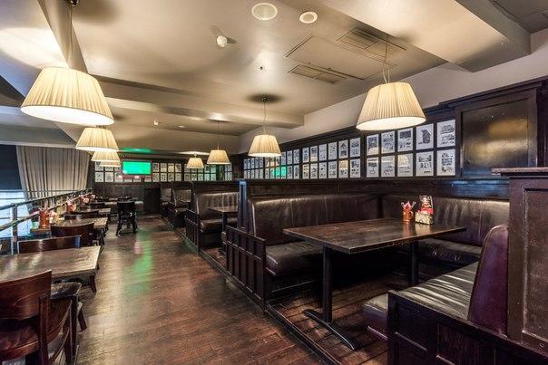 Пивной ресторан Колбасофф на Сходненской (Колбасов) фото