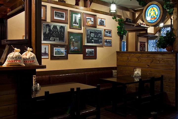 Ресторан Кахури в Беляево (Kahuri) фото 8