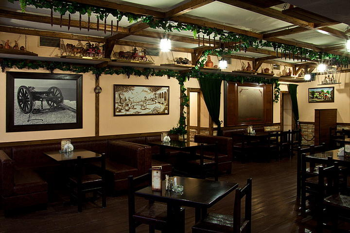 Ресторан Кахури в Беляево (Kahuri) фото 1