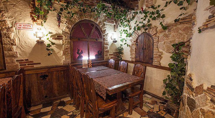 Кафе Хинкальная на Бабушкинской фото 22