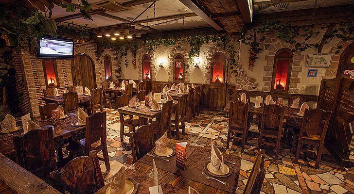 Кафе Хинкальная на Бабушкинской фото 27