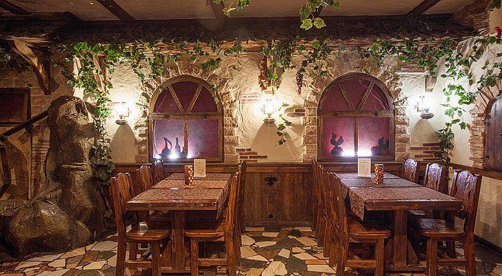 Кафе Хинкальная на Бабушкинской фото 1