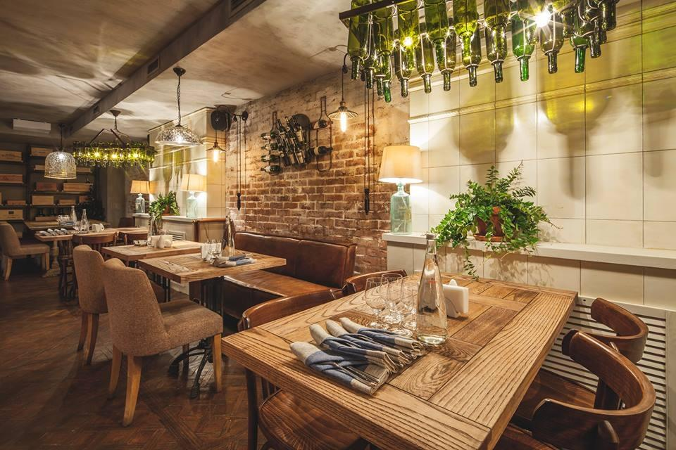 Ресторан Место Время фото