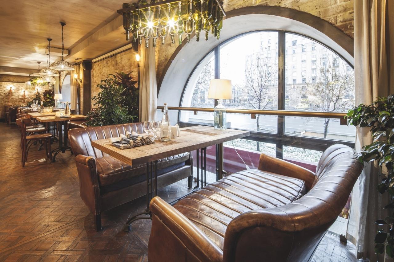 Ресторан Место Время фото 5