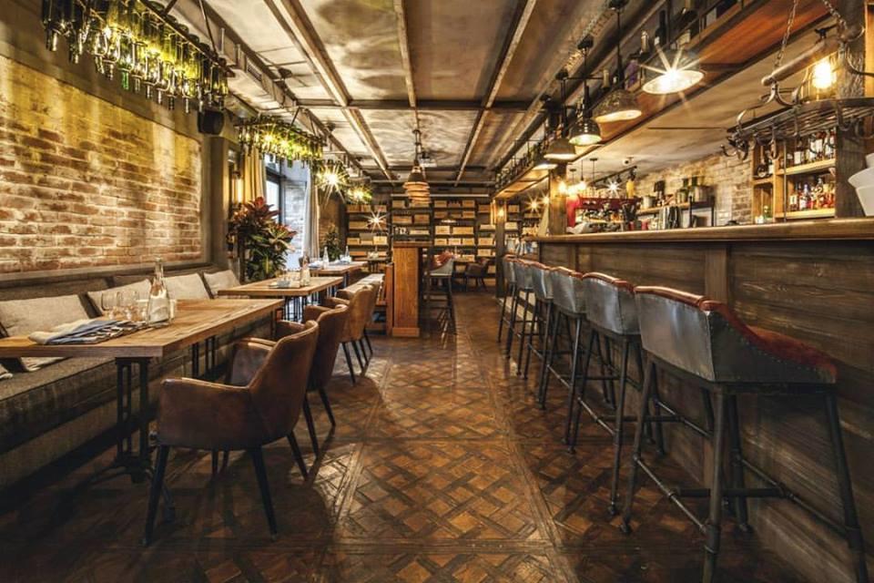 Ресторан Место Время фото 9