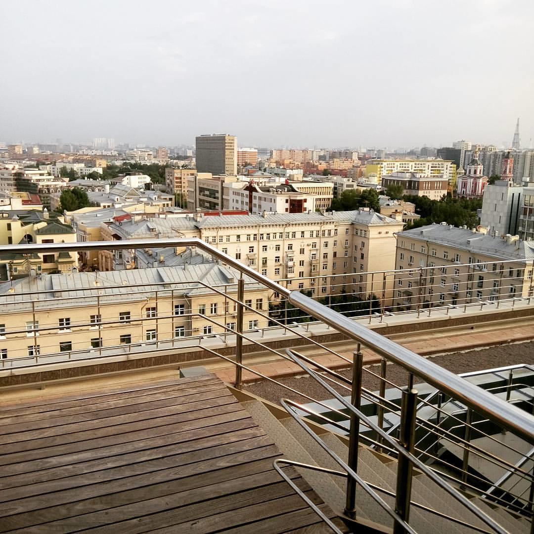 Банкетная площадка Шатер InCloud Moscow (Инклауд) фото 11