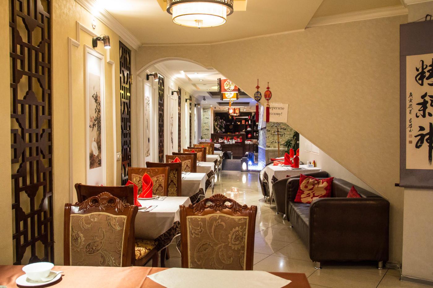 Китайский Ресторан Харбин (Большая Якиманка / Октябрьская) фото 4